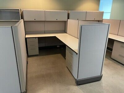 Nice Friant 6x8 Office Cubicles Workstations