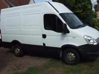 iveco daily swb 305000 miles 62 plate