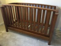 Mamas & Papas alpine cot bed
