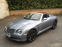 2005 CHRYSLER CROSSFIRE CONVERTIBLE AUTOMATIC 3250
