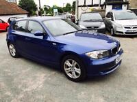 BMW 1 series 1.6 ES petrol full service histroy 12 months mot