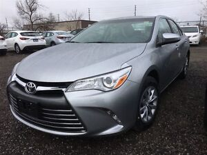 2017 Toyota Camry LE, BACKUP CAMERA, BLUETOOTH, KEYLESS ENTRY