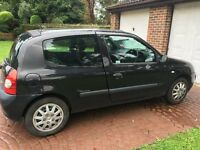 Renault Clio Extreme (53) Tax/MOT Till End Of Sept - For Spares/Repairs ?
