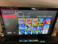 Xbox One 500gb boxed and with downloaded games