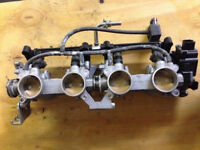 Suzuki GSR 600 Throttle Body & Injectors