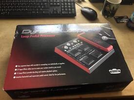 Box VDL-1 guitar loop pedal