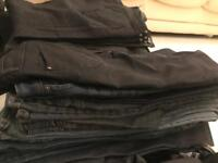 Trousers and Jeans £5
