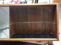 FREE vintage wall mirror cabinet