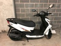 Sym Jet 4 125 Scooter/Moped - Hardly Used - Garaged