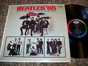 Beatles-65-Original-Mono-Press-HIGH-GRADE-COPY-Capitol-LP-T2228