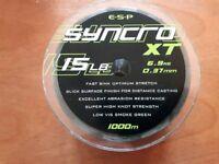 New Spool ESP Syncro XT 15lb