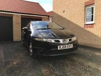 Honda Civic 2.2 I-Ctdi Manual