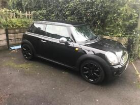 Mini One 98 2010, 1.6 Petrol, 6 speed gear