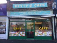 CAFE FOR SALE HILLINGDON