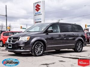 2017 Dodge Grand Caravan SXT Premium Plus ~Nav ~DVD ~Power Doors