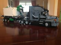 Lego Technic Mac Low loader truck