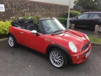 Mini Cabriolet 2004