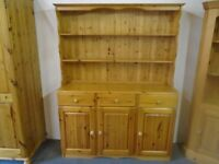 Pine kitchen dresser