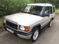 *Immaculate* Land Rover Discovery TD5 2.5 ES Diesel 7 Seats Landrover (defender freelander tdi)