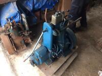 Sabb 1HP Marine Engine