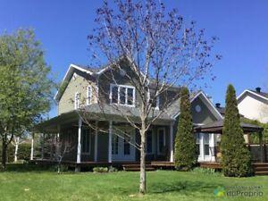 398 000$ - Maison 2 étages à vendre à St-Zotique