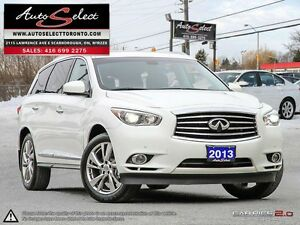 2013 Infiniti JX35 AWD ONLY 87K! **DVD ENTERTAINMENT PKG** TE...