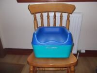 MaxiTop booster seat