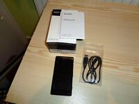 sony xperia M mobile phone