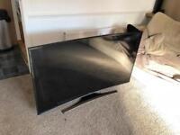 Samsung 55inch led curved television model UE55JU6500k