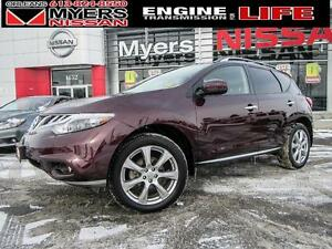 2014 Nissan Murano Platinum ,LEATHER, BACK UP CAMERA, HEATED SEA