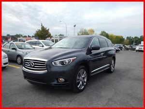 2013 Infiniti JX 35 PREMIUM TECH PACKAGE NAVIGATION/DVD **LIQUID