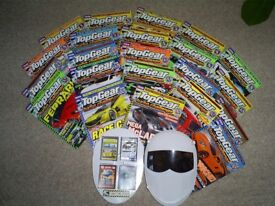 Collectable Top Gear Magazines & Cards