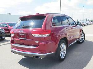 2014 Jeep Grand Cherokee Summit! 4x4! IV Hitch! London Ontario image 5