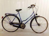 Commuting bike Batavus Hub gears Hand Operated Drum Breaks