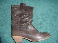 Ladies NEXT Boots Size 6