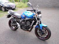 Yamaha FZ6 S2 (2007)