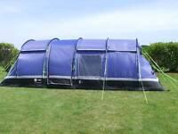 Hi gear 8 man family tent (Kalahari 8)