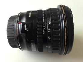 Canon 20-35mm f/3.5-4.5 Lens