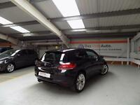 Volkswagen Scirocco GT TDI BLUEMOTION TECHNOLOGY (black) 2013-03-21