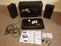 Mad Catz Official Street Fighter IV Arcade Fight Stick - Tournament Edition Round 2