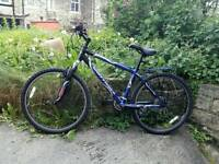 "Garry Fisher 16"" unisex bike,excellent condition, free extras"