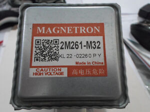 2M261-M32 Magnetron OEM Original Part for Panasonic Microwave