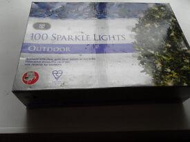 OUDOOR SPARKLE LIGHTS