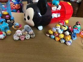 Disney Tsum Tsum Collection with limited editions