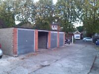 Garage for Parking OR Storage - 2 mins to Station - In Very Good Neighbourhood