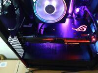 AMD ASUS STRIX RX480 8GB