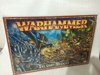 Warhammer Island of Blood in box and wrapping.
