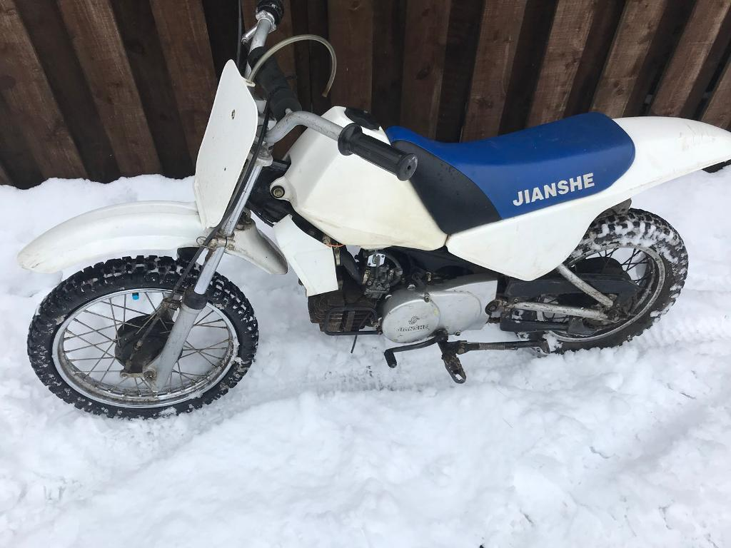 Kids 80cc Motorbike Sell Swap