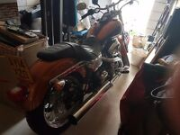 Harley davidson low rider 1690cc