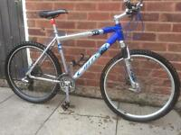Mens carrera kraken mountain bike
